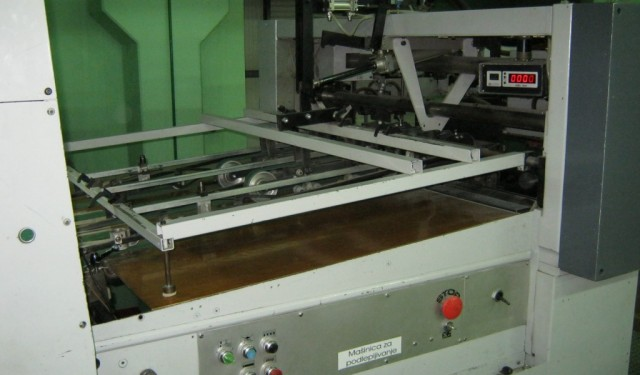 Bobst 142ER Refurbished